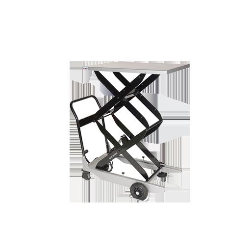 Hubtischwagen